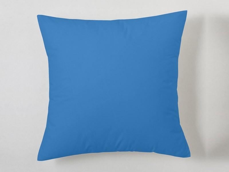 Funda de cojín COMBI LISOS azul claro