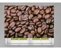 Estor enrollable COCINA granos de café