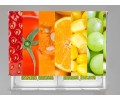 Estor enrollable COCINA frutas