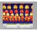Estor enrollable FOTOGRAFIA lámparas chinas