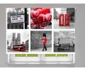 Estor enrollable FOTOGRAFIA welcome to london