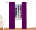 Cortina decorativa SEJMET color ultra violet