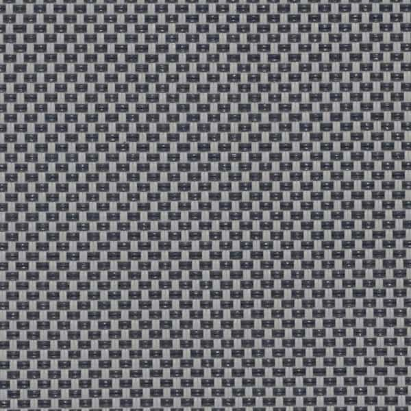 Tejido screen 3500 ignífugo factor apertura 5% color gris perlagris oscuro