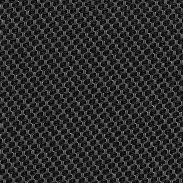 Tejido screen ignífugo 6000 factor de apertura 3% color gris oscuro negro